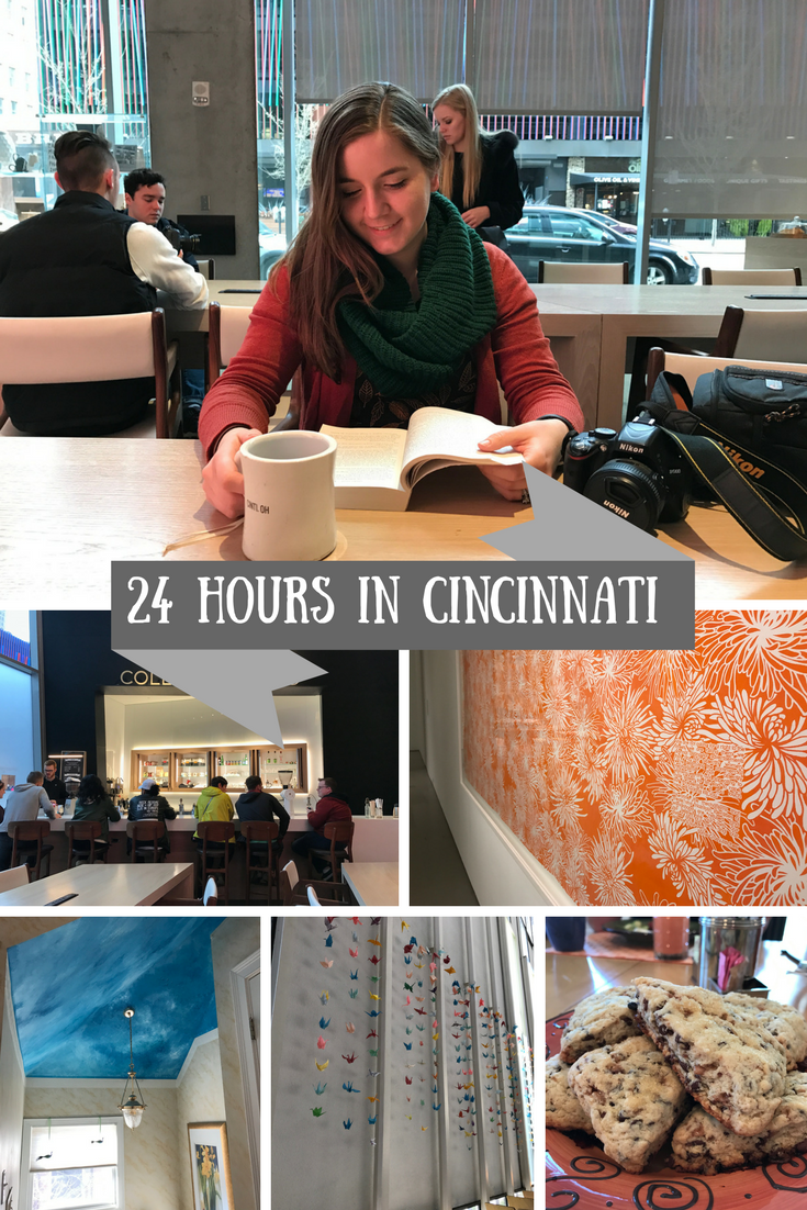 24 hours in Cincinnati
